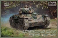 Stridvagn M/39 Swedish Light Tank