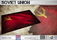 Soviet Union Flag 297 x 210mm - Image 1
