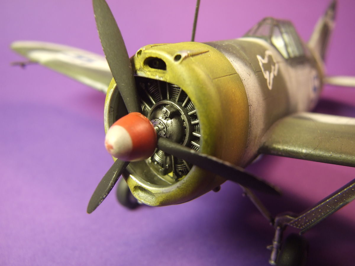Brewster Buffalo Special Hobby 1/48 - 004 - Image 1