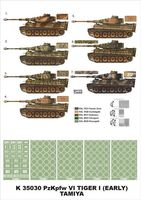 Tiger I Early  Tamiya - Image 1