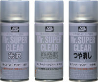 B-513 Mr.Super Clear - Gloss Spray