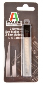 2 Key Hole + 2 Saw Blades - Image 1