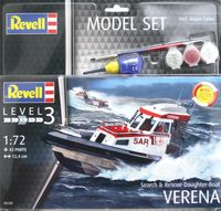 Search & Rescue Daughter-Boat VERENA Model Set - Image 1