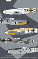 Messerschmitt Bf.109 Aufklerar reconnaissance fighters - WWII Luftwaffe