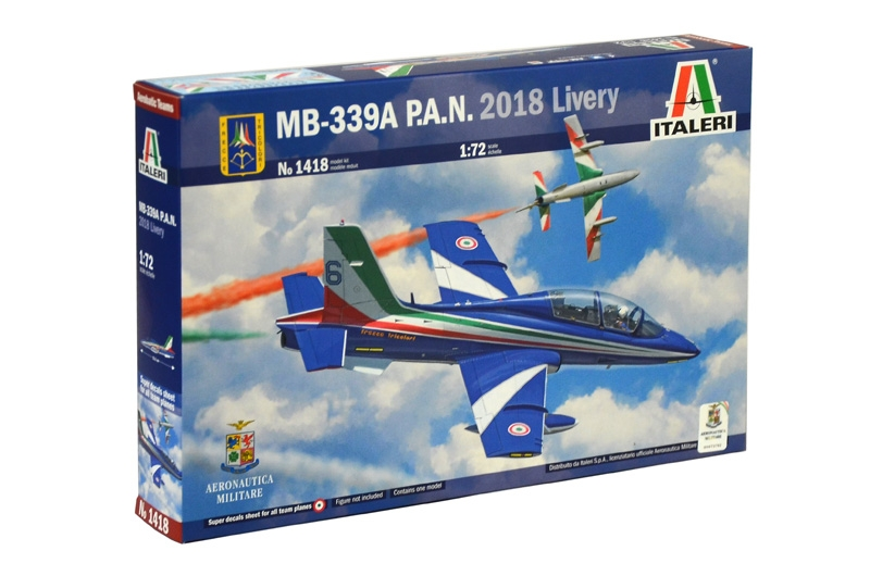 MB-339A P.A.N. 2018 Livery - Image 1