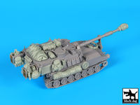 M109 A6 Paladin accessories set for Riich models