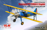 Stearman PT-17/N2S-3 Kaydet , American Training Aircraft