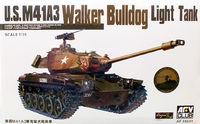M41A3 Walker Bulldog Light Tank