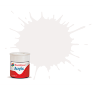 White Matt - 12ml Acrylic Paint