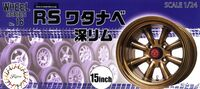 Wheel Series No.16 RS Watanabe Deep Rim 15-inch - Image 1