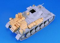 PanzerKampfwagen II Stowage set (for Tamiya/ Dragon) - Image 1