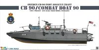 Sweden CB-90 FSDT Assault Craft CB 90/Combat Boat 90 1991 - present