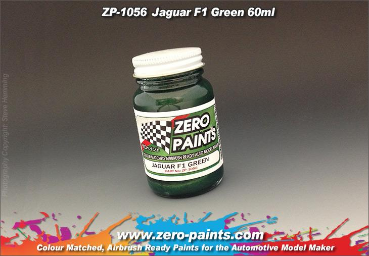 1056 Jaguar Racing F1 Green - Image 1