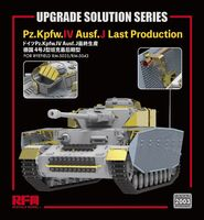 Upgrade Solution for Pz.Kpfw.IV Ausf. J Last Production - Image 1