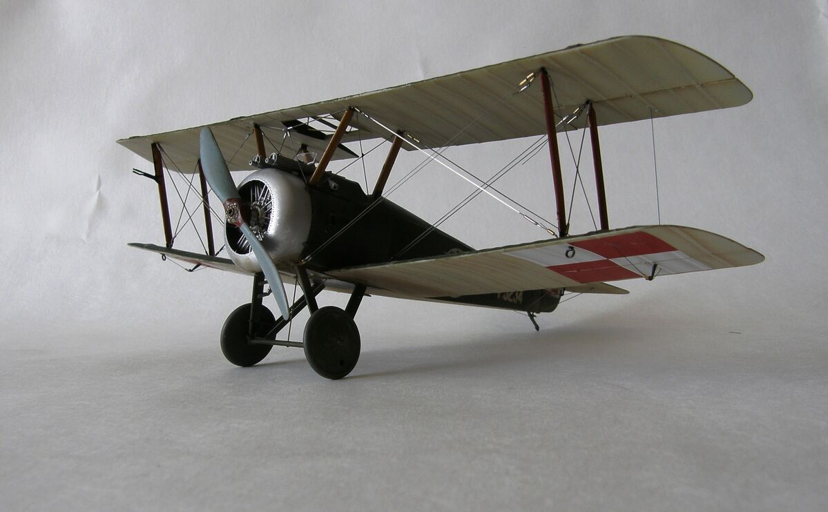 Sopwith F.1 Camel  1:32 Wingnut Wings - 002 - Image 1