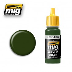 A.MIG 065 Forest Green - Image 1