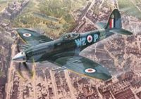 SUpermarine Spitfire Mk.24 Last of Best