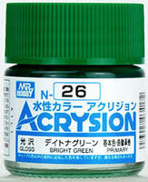 N026 Bright Green Gloss