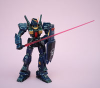 RX-178 Prototype Mobile Suit - 001