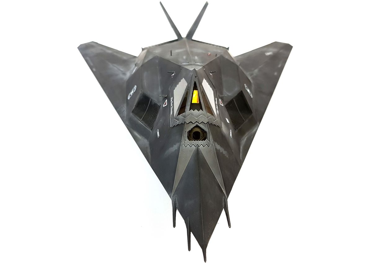 F-117 A Trumpeter 1:32 - 004 - Image 1