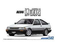 Toyota Ae86 Corolla Levin Gt-Ap - Image 1