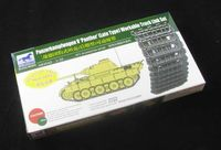 Panzerkampfwagen V Panther(Late Type) Workable Track Link Set - Image 1