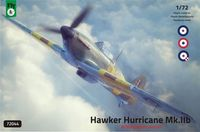 Hawker Hurricane Mk.IIb- Limited Edition