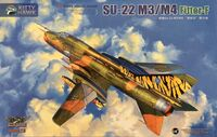 Su-22 M3/M4 Fitter-F w/Resin Parts Version 2.0