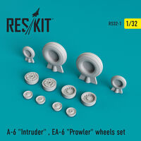"A-6 ""Intruder"" , EA-6 ""Prowler"" wheels set - Image 1"
