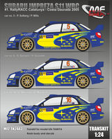 Subaru Impreza S11 WRC - 41. Rally RACC Catalunya - Costa Daurada 2005 (Resin body, decals) - Image 1
