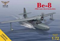 Be-8 (With water skis & hydrofoils) Limited Edition