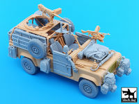 Defender Wolf accessories set for Hobby Boss - Image 1
