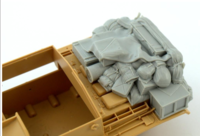 Stowage set for StuG III G (winter) - Image 1