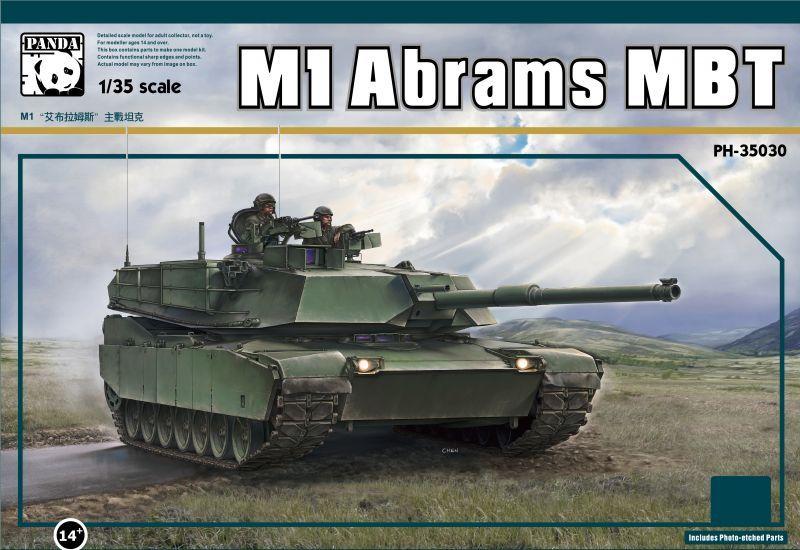 M1 Abrams MBT - Image 1