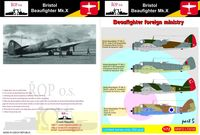 Bristol Beaufighter Mk.X - Beaufighter foreign ministry