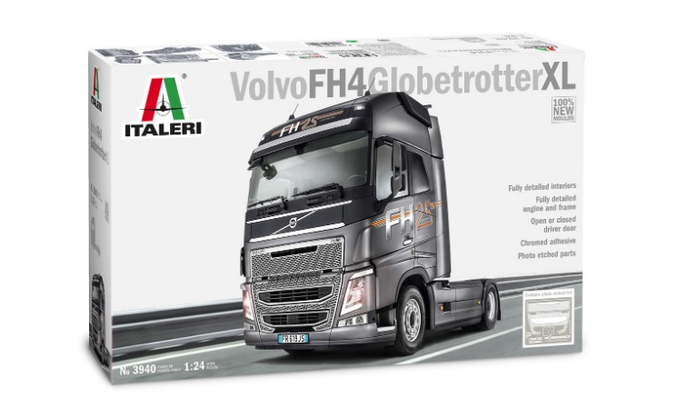 Volvo FH4 Globetrotter XL - Image 1