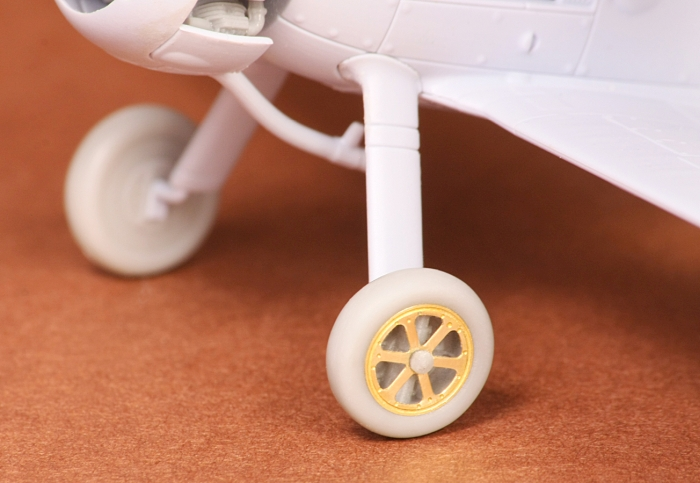Gloster Gladiator wheel set (spoked) - Image 1