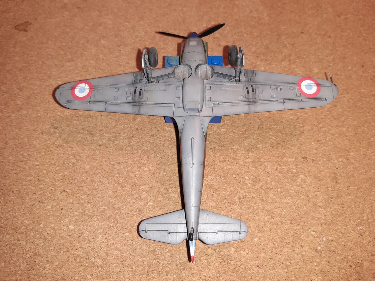 Dewoitine D.520 1/72 Hobby 2000 - 006 - Image 1