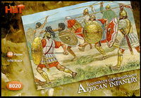 Carthaginians - African Infantry