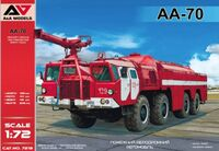 AA-70 Aircraft Rescue and Firefighting (ARFF) Truck