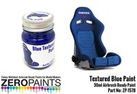 1578 Blue Textured Paint 30ml  (Engines, Interiors etc) - Image 1