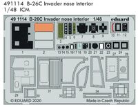 B-26C Invader nose interior ICM - Image 1