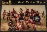 Greek Warriors (Hoplite)