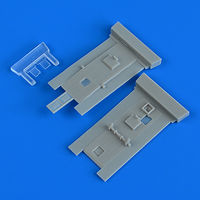 Bristol Beaufighter cockpit´s doors REVELL - Image 1
