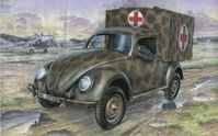 VW Type 82 Reich Post konwersja  TAM - Image 1