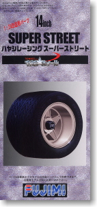 14inch Hayashi Racing Super Street Wheels and Tire - Image 1