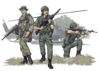 Airborne Vietnam war 3fig. - Image 1