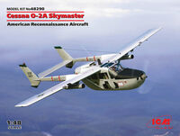 Cessna O-2A Skymaster, American Reconnaissance Aircraft - Image 1