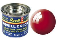 31 Fiery Red, Gloss RAL 3000 - Image 1