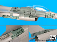 F-16 C Big set for Tamiya - Image 1